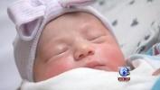 Hihetetlen: szánkón jött világra egy kisbaba!