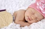 Cuki fotó Berki Krisztián kislányáról