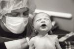 FOTÓK: újdonsült édesapák első pillanatai...