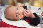 Videó: így küzdött az életéért egy koraszülött kisbaba