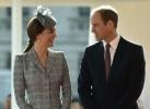 Íme az első fotók a várandós Katalin hercegnőről!