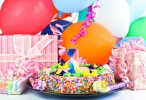 Cuki videó: első születésnapi torta!