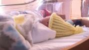 Egy napon szült anya és lánya!