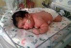 6 kilós óriásbébi született Amerikában