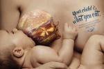 A babád az, amit megeszel!