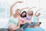 Hogyan sportolj, ha babát vársz?