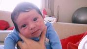 Az újszülött baba egy napja – VIDEÓ!